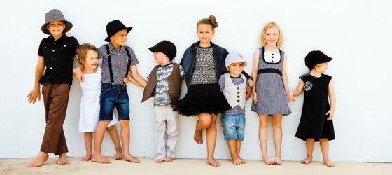Как открыть магазин модной детской одежды