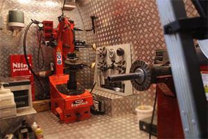 оборудование и расходники для шиномонтажа